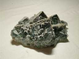 Fluorite and quartz, Frazers Hush Mine, Rookhope