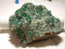 Fluorite, Heights Mine, Eastgate