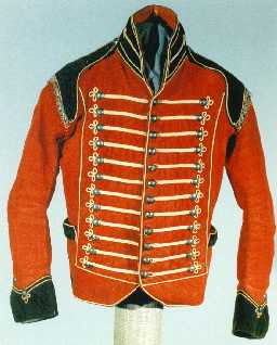 Jacket, Staindrop Cavalry