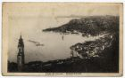 Postcard photograph captioned: Gargnano, Lago di Garda, Italy, from Private Fred Lucas, Italy, to Master Fred Lucas, Black Horse, Low Fell, Gateshead, concerning the family visit to How Mill and Bramp