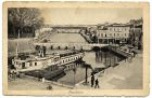 Postcard photograph of a steamboat beside the quay at Peschiera, Italy, from Private Fred Lucas, Italy, to Master Fred Lucas, Black Horse, Low Fell, Gateshead, reporting that 'we are still on the move