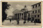 Postcard photograph captioned: Piazza del Duomo, Treviso, Italy, from Private Fred Lucas, Italy, to Master Fred Lucas, Black Horse, Low Fell, Gateshead, concerning the promising war news and continuin