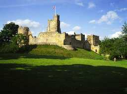 Prudhoe Castle (Copyright © Don Brownlow)