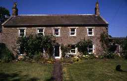 White House Farmhouse, Capheaton. Photo by Peter Ryder.