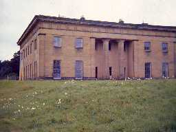 Belsay Hall. 