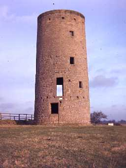 Whittington windmill. Photo by Harry Rowland.