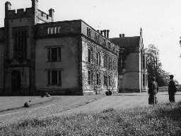Cheeseburn Grange. Photo Northumberland County Council, 1956.