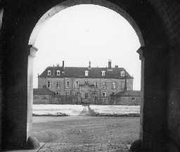 Wallington Hall. Photo Northumberland County Council, 1956.