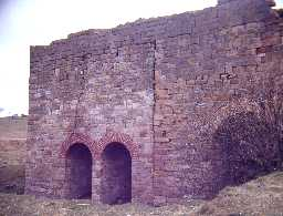 Whitehouse lime kiln, Fontburn.