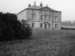 Close House. Photo Northumberland County Council, 1956.