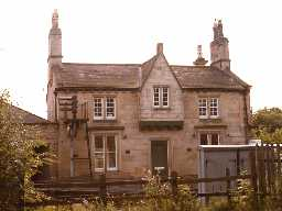Station Master's House, Wylam. Photo Northumberland County Council.