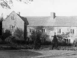 Ogle Castle. Photo Northumberland County Council, 1969.
