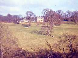 Mitford Hall. Photo by Harry Rowland.