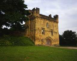 Morpeth Castle (Copyright © Don Brownlow)