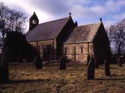 Church of St John the Baptist, Ulgham.