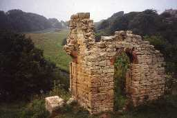 Starlight Castle. Photo © Northumberland County Council.