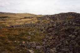 Brough Law hillfort. Photo © Northumberland County Council.