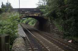 Broomhaugh Railway Bridge.