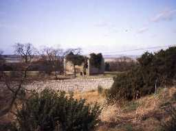 Hepburn Bastle, Chillingham. Photo by Northumberland County Council, 1992.