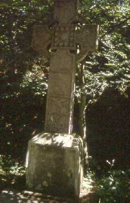 Derwentwater Memorial Cross.