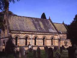 Church of St Michael, Howick Hall, Longhoughton.