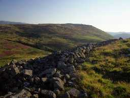 Yeavering Bell Iron Age Hillfort (Copyright © Don Brownlow)