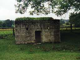 Hedgeley pillbox.