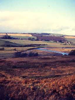 View over Hepple parish. Photo by Harry Rowland.