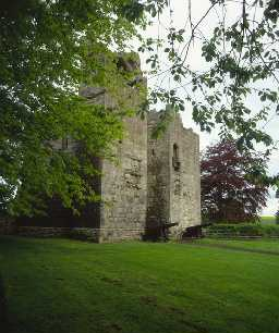Etal Castle (Copyright © Don Brownlow)