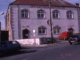 Former Middle Meeting-House, Chapel Street, Berwick.