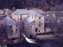 Felton Mill. Photo by Harry Rowland.