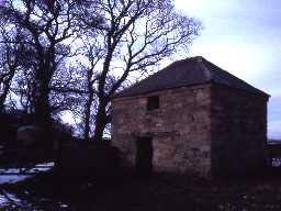 Dovecote at Togston Hall.