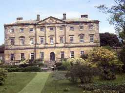 Howick Hall, Longhoughon.
