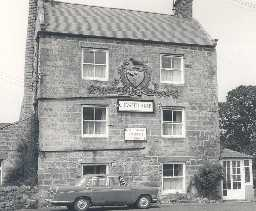 Craster Arms, Beadnell in 1970. Photo by Northumberland County Council.