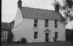 Moot Hall, Embleton. Photo Northumberland County Council, 1970.