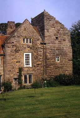Dunstan Hall, Craster. Photo by Peter Ryder.