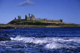 Dunstanburgh Castle (Copyright © Don Brownlow)