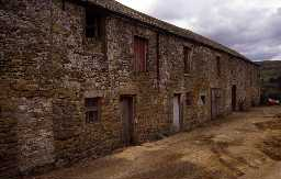 Whitlow I farmbuilding, Knaresdale with Kirkhaugh. Photo by Peter Ryder.