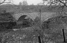 Eals Bridge. Photo by Northumberland County Council, 1969.