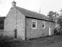 The former Wesleyan Methodist Chapel in Eals village. Photo by Peter Ryder.