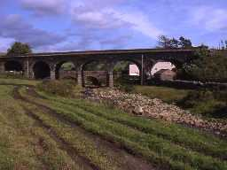 Burnstones railway viaduct