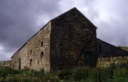 Hanging Shaw II bastle, Knaresdale with Kirkhaugh. Photo by Peter Ryder.
