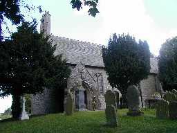 Church of St Jude, Knaresdale with Kirkhaugh. Photo Northumberland County Council, 2003.