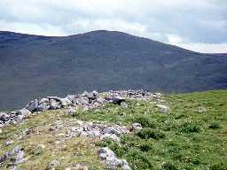 Rampart at Great Hetha. Photo by Harry Rowland.