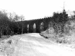 Kielder Viaduct. Photo by Northumberland County Council.