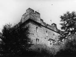 Kielder Castle. Photo by Northumberland County Council, 1972.