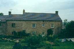 Burnlaw Farmhouse, Allendale. Photo by Peter Ryder.