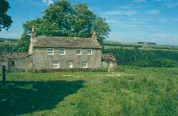 Asheybank Farmhouse, Allendale. Photo by Peter Ryder.