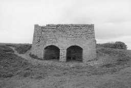 Keenley Thorn lime kiln. Photo by Lancaster University Archaeological Unit.