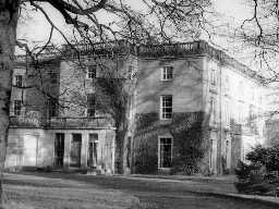Whitfield Hall. Photo by Northumberland County Council, 1956.